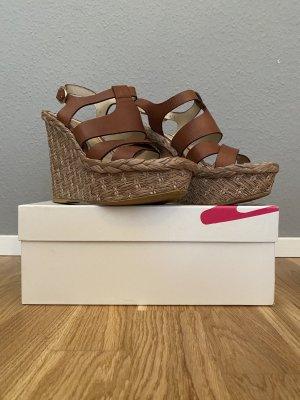 Riemen Sandale/Keil-Pumps Sommer