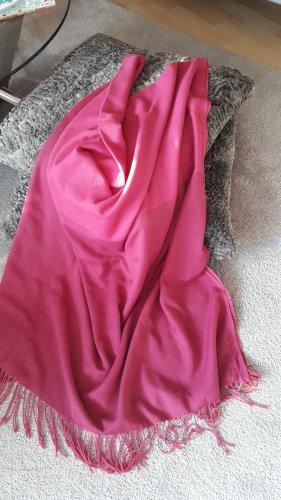 Shoulder Scarf pink