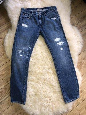 Rifle Boyfriend Jeans multicolored cotton