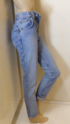Rifle Hoge taille jeans veelkleurig Katoen