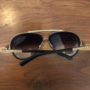 Dita Sunglasses Gafas de piloto negro-color oro