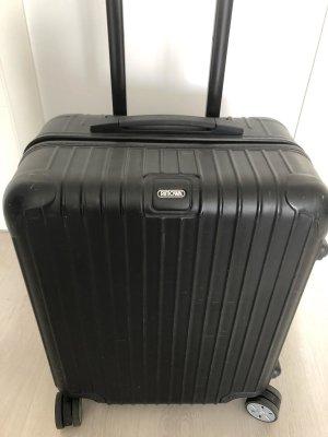 Rimowa Salsa Cabin Plus Koffer Trolley Handgepäck schwarz