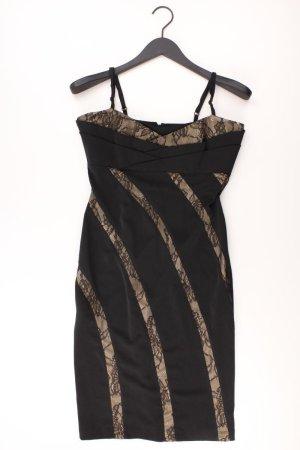 Rina Scimento Abendkleid Größe M Träger schwarz aus Polyester