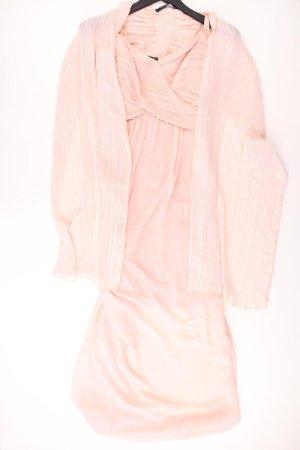 Rina Scimento Abendkleid Größe S Träger pink