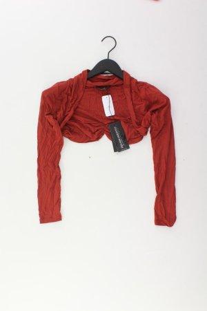 Rina Scimento Bolero Größe S neu mit Etikett 3/4 Ärmel rot aus Viskose