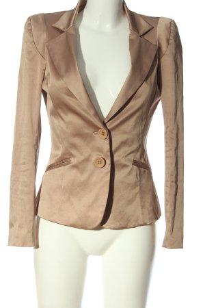 Rina Scimento Klassischer Blazer bronzefarben Casual-Look