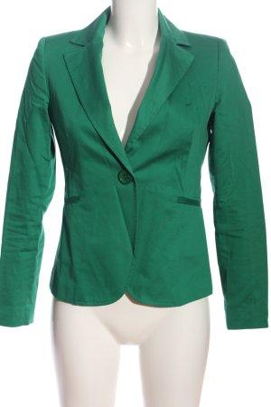 Rina Scimento Kurz-Blazer grün Business-Look