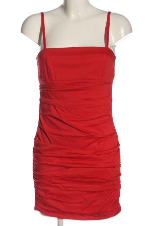 Rina Scimento Minikleid rot Casual-Look
