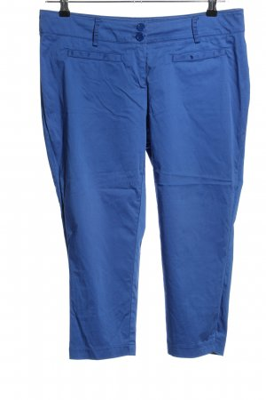 Rinascimento Pantalone a 3/4 blu stile casual
