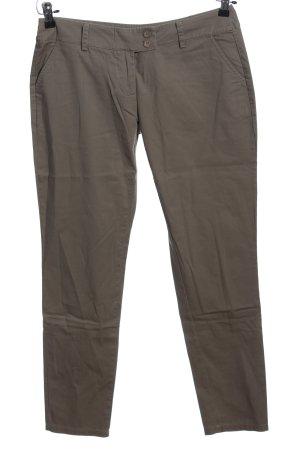 Rinascimento Pantalone chino marrone stile casual