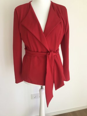 Rinascimento Jersey blazer rood