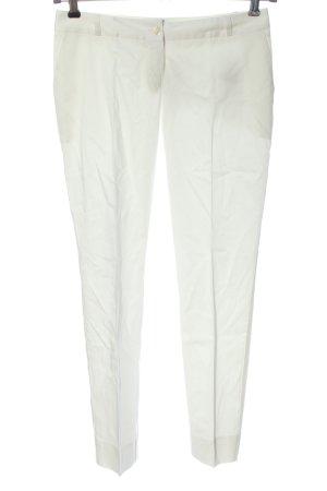 Rinascimento Pantalone chino bianco stile casual
