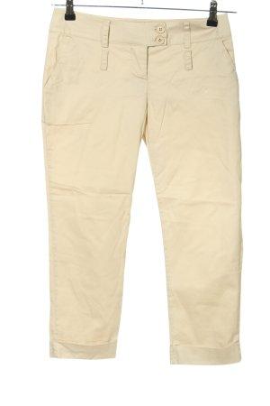 Rinascimento Pantalone chino bianco sporco stile casual