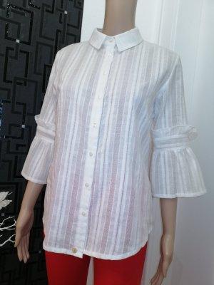 Rinascimento Colletto camicia bianco Cotone