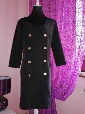 Rinascimento Damen Blazer Kleid schwarz Gr. L /38