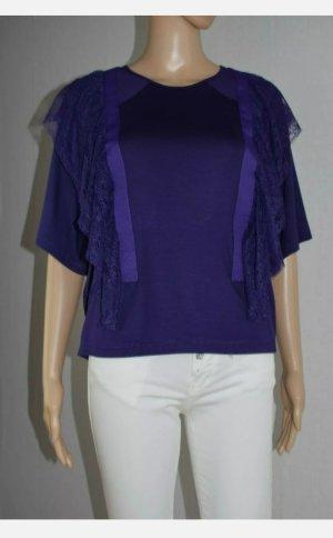 Rinascimento Damen Bluse T-Shirt violett Gr. S 36/38