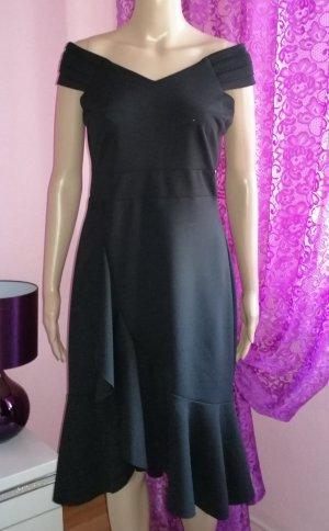 Rinascimento Damen Cocktail Kleid Gr. L 38 schwarz