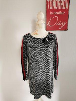 Rinascimento Damen Designer Longshirt Minikleid gemustert Größe M