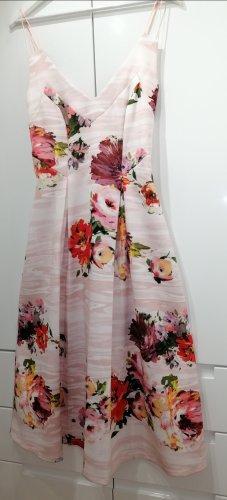 Rinascimento Damen Sommer Kleid geblümt Gr. S 34 36