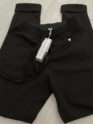 Rinascimento Pantalón boyfriend negro