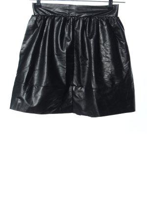 Rinascimento Rozkloszowana spódnica czarny Elegancki