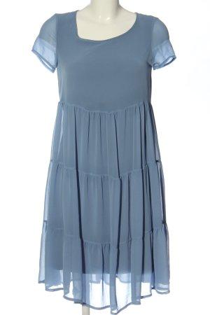 Rinascimento Hippie Dress blue casual look