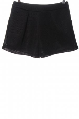 Rinascimento Hot pants nero stile casual