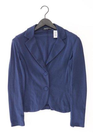 Rinascimento Jerseyblazer Größe M blau aus Baumwolle