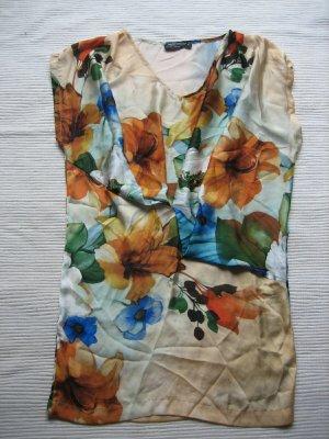 IL RINASCIMENTO Tunic Blouse multicolored