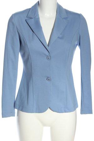 Rinascimento Kurz-Blazer blau Business-Look