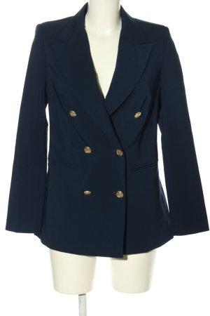 Rinascimento Long-Blazer blau Business-Look