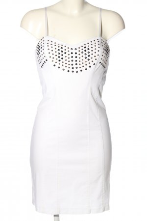 Rinascimento Minikleid weiß Casual-Look