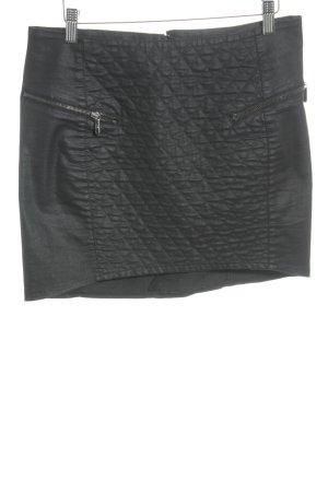 Rinascimento Minirock schwarz Street-Fashion-Look