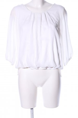 Rinascimento Oversized Bluse weiß Casual-Look