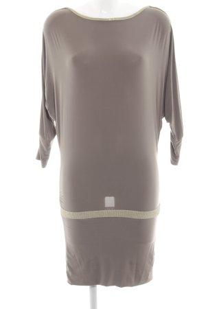 Rinascimento Schlupf-Bluse silberfarben Elegant