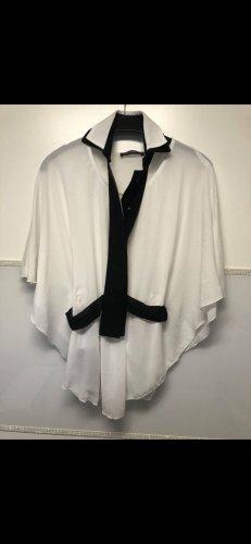 Rinascimento Basic Shirt white-black