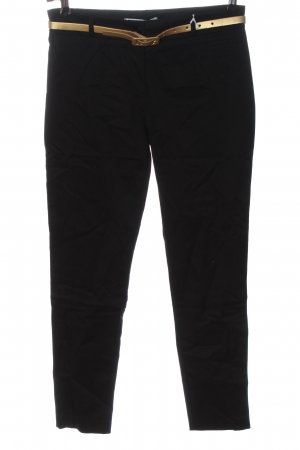 Rinascimento Pantalone jersey nero stile professionale
