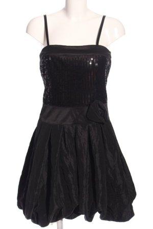 Rinascimento Trägerkleid schwarz Elegant