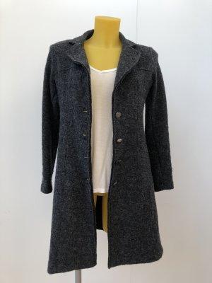 Rinascimento Cappotto in lana multicolore