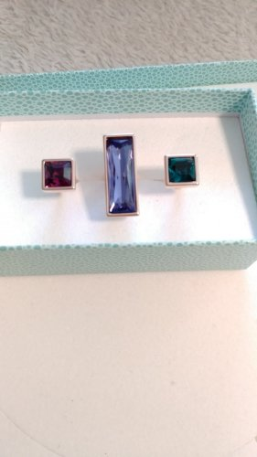Pierre Lang Statement Ring multicolored