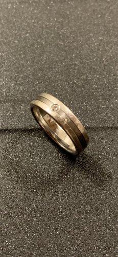 Christ Złoty pierścionek Wielokolorowy