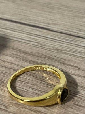 Ring 925 vergoldet neu Herz