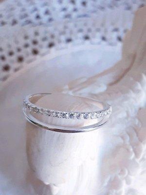 Anello d'argento nero