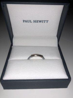 Paul Hewitt Statement ring roségoud-zilver