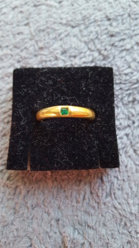 Avon Ring gold-colored