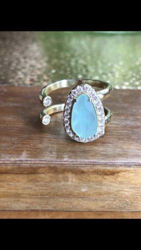 RING ANTIK Designer Ware aus Italien