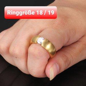 Ring aus Chirurgenstahl
