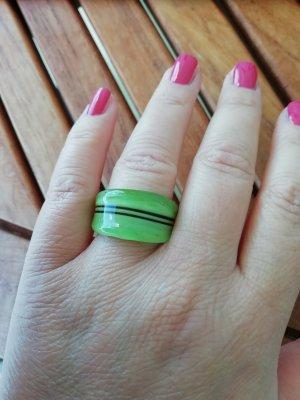 Ring aus Muranoglas