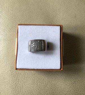 Ring aus Silber mit Zirkonia - Pierre Cardin