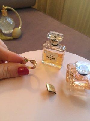 Ring aus Silber vergoldet
